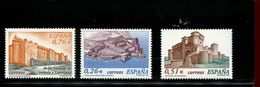 458910763 SPANJE 2003 POSTFRIS MINT NEVER HINGED EINWANDFREI  YVERT 3557 3558 3559 - 2001-10 Unused Stamps