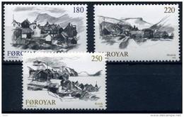 DANEMARK - FEREO 1982 YVERT N°66/68 NEUF** A SAISIR - Isole Faroer