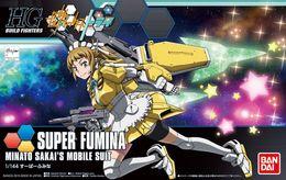 Gundam Super Fumina 1/144 ( Bandai ) - SF & Robots