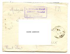 422 - LETTRE - BATAILLON DE L AIR CAZAUX GIRONDE  - LE VAGUEMESTRE - 1940 - Marcophilie (Lettres)