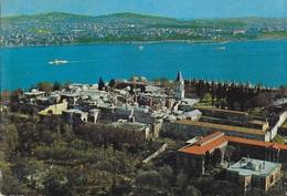 TURCHIA - ISTAMBUL - MUSEO TOPKAPI - VEDUTA AEREA - NUOVA NV - Turchia