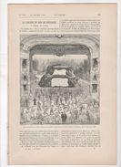 LA NATURE 29 01 1898 - OPERA CASCADE BOIS DE BOULOGNE - VETERINAIRE - RECOLTE FEUILLARDS LOZERE - TOUR EIFFEL ORAGE - Giornali