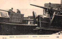 CPA MILITARIA - 1914-15- CANONNIERES FRANCAISES - Guerre 1914-18