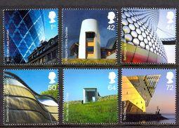 Nbd0106 ARCHITECTUUR GEBOUWEN MODERN ARCHITECTURE HULL LONDON BUILDINGS GREAT BRITAIN 2006 PF/MNH - Architecture