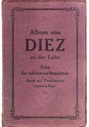 AK Diez - Album Von Diez Ansichtskarten-Leporello, Groß (AK-Format) Mit 5 Stück Ansichtskarten Diez -rar !!! - Diez