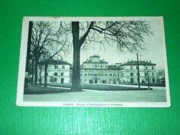Cartolina Parma - Scuola D' Applicazione Di Fanteria 1929 - Parma