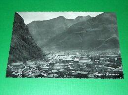 Cartolina Verrès - Panorama 1950 Ca - Ohne Zuordnung
