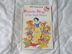 Mickey Club Du Livre Walt Disney Présente Blanche Neige Et Les Sept Nains - Livres, BD, Revues