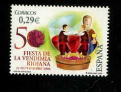 458932690 SPANJE 2006 POSTFRIS MINT NEVER HINGED EINWANDFREI  YVERT 3865 - 1931-Aujourd'hui: II. République - ....Juan Carlos I