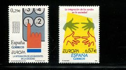 458932981 SPANJE 2006 POSTFRIS MINT NEVER HINGED EINWANDFREI  YVERT 3861 3862 - 1931-Aujourd'hui: II. République - ....Juan Carlos I