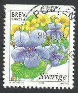 Sweden, Brev. 1998, Sc # 2279, Used - Sweden