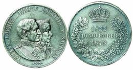 Johann König Amalia Königin Sachen 1822 1872 - Germania