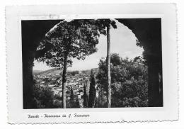 FIESOLE PANORAMA DA S.FRANCESCO  VIAGGIATA FG - Firenze