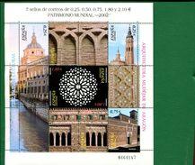 458934696 SPANJE 2002 POSTFRIS MINT NEVER HINGED EINWANDFREI  YVERT 3504 Tot 3510 - 2001-10 Unused Stamps
