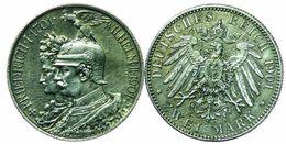 Kaiserreich - Preussen 2 Reichsmark 1901 A - Germania