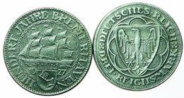 3 Reichsmark 1927 - Germania