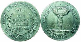 Ein Kronenthaler 1824 - Germania