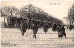 69 Foire De LYON    (Recto/Verso) - Lyon