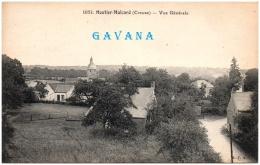 23 MOUTIER-MALCARD - Vue Générale   (Recto/Verso) - Sonstige Gemeinden