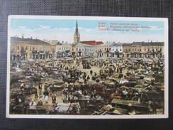 AK STRYJ Rynek 1917 /// D*25149 - Ukraine