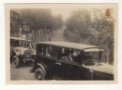 OLD CAR TURKEY ISTANBUL  PHOTOCARD - Taxi & Carrozzelle