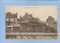 Rennes (35) La Gare De Viarmes 2 Scans 17/12/1922 - Rennes