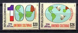 Dominican Republic 2011 Dominicana / UPAEP Centennial MNH 100 Años UPAEP / Cu2613  23 - Emisiones Comunes