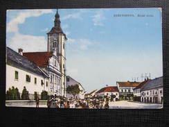 AK CSAKTORNYA CAKOVEC 1917 /// D*25166 - Croacia