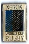 R31 - XEROX-WORLD CUP RUGBY - Verso : SM - Rugby
