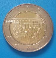 2 Euro Commemorative Malte 2012 Majorité Représentative 1887 PIECE NEUVE UNC - Malta