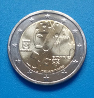 2 Euro Commemorative Portugal 2012 Guimaraes PIECE NEUVE UNC - Portugal