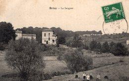 V10862 Cpa 54 Briey - La Sangsue - Briey