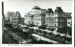 Rio De Janeiro - Av. Rio Branco 1934  (000686) - Rio De Janeiro