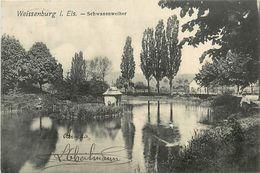 A-17.6802 : WEISSENBURG I E.   SCHWANENWEIHER - Weissenburg