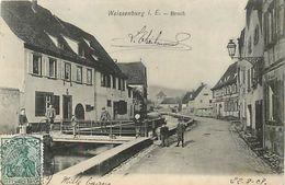 A-17.6809 : WEISSENBURG I. E.   BRUCH - Weissenburg