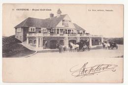 Oostende: Royal Golf-Club. (Le Bon,1906) - Scherpenheuvel-Zichem