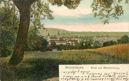 A-17.6818 : WEISSENBURG I. E.   BLICK AUF - Weissenburg