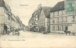 A-17.6821 : WEISSENBURG I. E.   HAUPTSTRASSE - Weissenburg