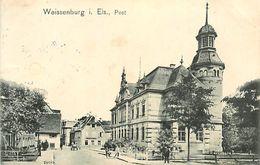 A-17.6824 : WEISSENBURG I. E.   POST. - Weissenburg