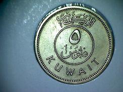 Kuwait 5 Fils 1979 - Kuwait