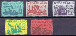 Nederland 722-726 1959 - Periode 1949-1980 (Juliana)