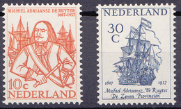 Nederland 693-694 1957 - Periode 1949-1980 (Juliana)