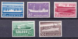Nederland 688-692 1957 - 1949-1980 (Juliana)