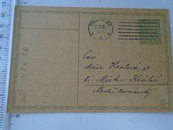 D151464 Postkarte - Praha  1930  Postal Stationery - Briefe U. Dokumente