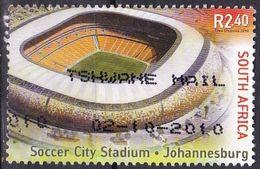 Sud Africa, 2010 - 2,40r Soccer City Stadium - Usato° - Afrique Du Sud (1961-...)