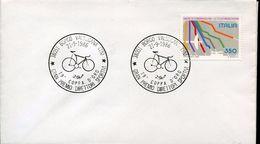 23077 Italia, Special Postmark 1986 Borgo Valsugana, Cycling  Cyclisme - Ciclismo
