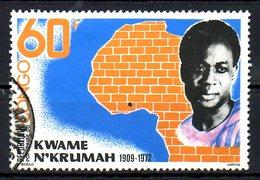CONGO. N°514 Oblitéré De 1978. N'Krumah. - Congo - Brazzaville
