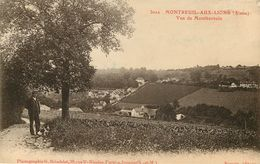 Dép 02 - Montreuil Aux Lions - Vue De Montbertoin - état - Other Municipalities