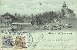 A-17.6853 : BASSE SILESIE. GRUSS VOM ZOBTENBERG.  SLEZA - Pologne
