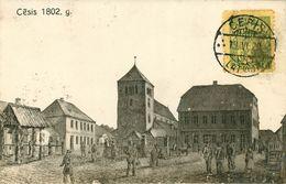 Lettonie : Cesis - Lettonie